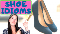 Shoe Idioms!