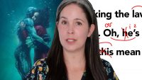 Learn English with Movies – The Shape of Water