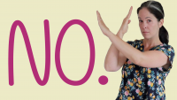 "10 ways to say ""NO"" in American English"