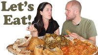 Eat Dinner with Us:  Advanced English Conversation