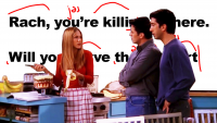 Learn English with the TV show Friends!