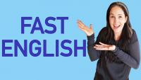 FAST ENGLISH: The #1 Secret You Need for Speaking English Fast