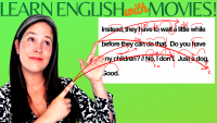 Speaking English: You Can Learn English Speaking with Movies!