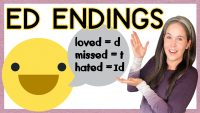 ED ENDINGS (3/3) American English Accent Training: PERFECT PRONUNCIATION
