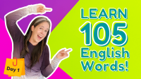 LEARN 105 ENGLISH VOCABULARY WORDS | DAY 1