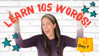 LEARN 105 ENGLISH VOCABULARY WORDS | DAY 7