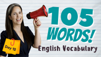 LEARN 105 ENGLISH VOCABULARY WORDS | DAY 12