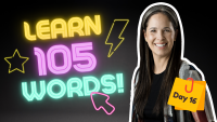 LEARN 105 ENGLISH VOCABULARY WORDS | DAY 16