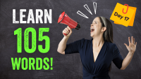 LEARN 105 ENGLISH VOCABULARY WORDS | DAY 17