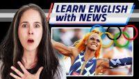 Learn English with News: Why Sha'Carri Richardson Won't Run at the Olympics | Rachel's English
