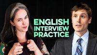 English Job Interview Dos & Dont's! | English Conversation Practice