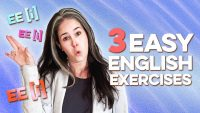 English Pronunciation CHALLENGE | 3 Exercises to Improve Your American English