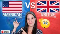"AMERICAN vs BRITISH:  ""CAN"""